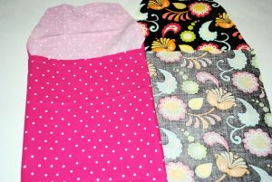 How to Sew a Diaper Carrier