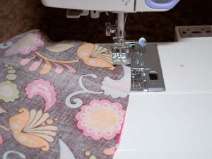 Sewing a Diaper Carrier