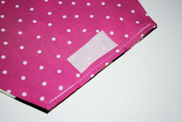 Sewing a Diaper Clutch