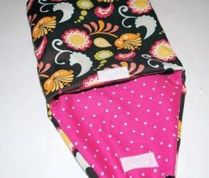Diaper Clutch Pattern