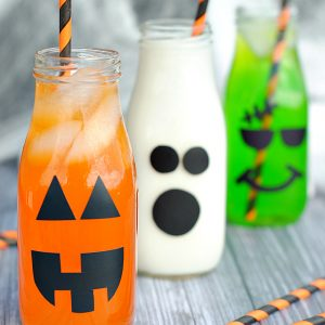 Kids Halloween Party Drink Idea