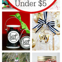 25 Christmas Gift Ideas for Under $5