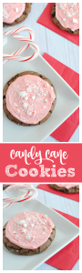Candy Cane Christmas Cookies Recipe