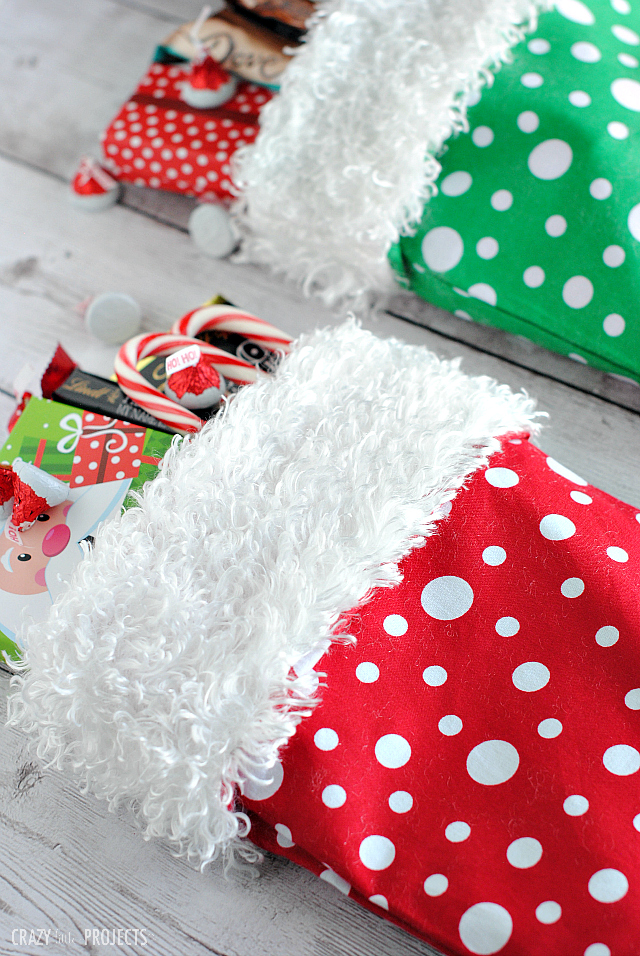 Easy and Free Stocking Pattern