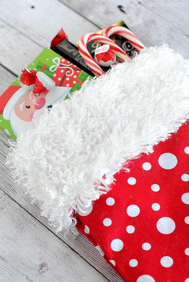 Easy Christmas Stocking Pattern