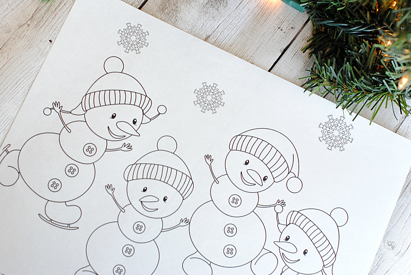free printable christmas coloring pages crazy little projects free printable christmas coloring pages