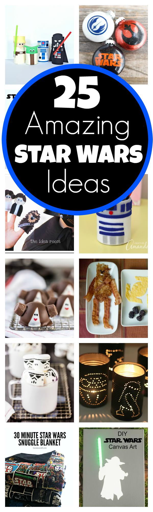 25 Amazing Star Wars Ideas
