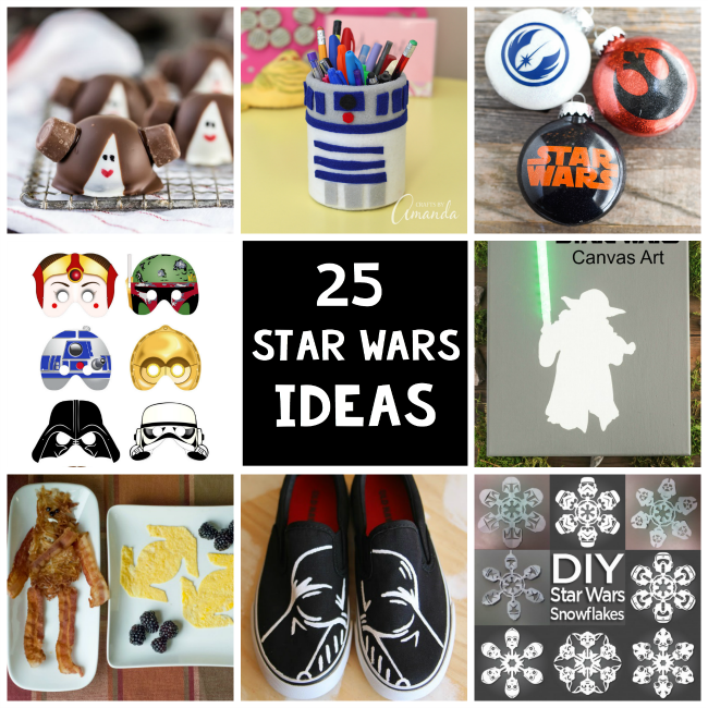 25 Amazing Star Wars Ideas Crazy Little Projects