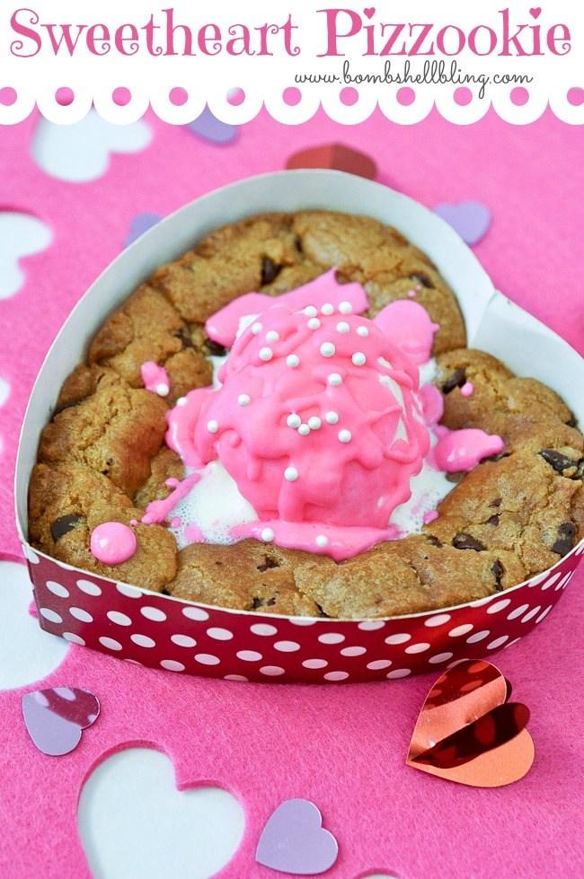 Sweetheart-Pizzookie