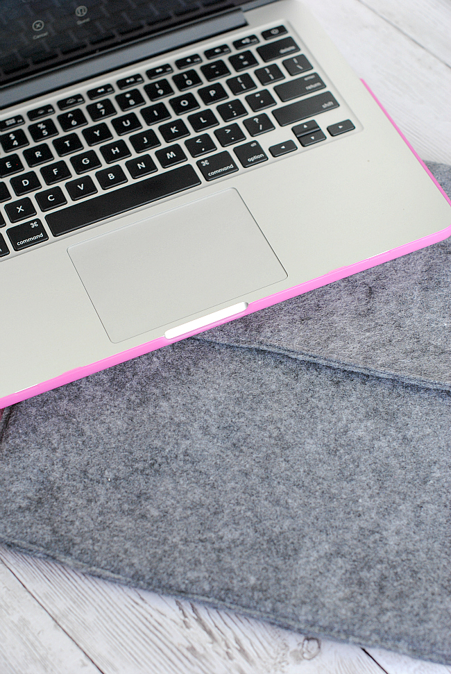 How to Sew a DIY Laptop Sleeve