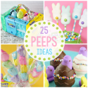 25 Fun Peeps Ideas for Easter