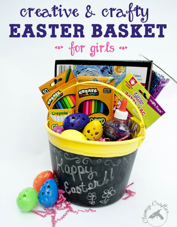 25 great easter basket ideas crazy little projects creative and crafty easter basket ideas for girls negle Images