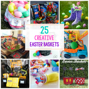 25 Great Easter Basket Ideas