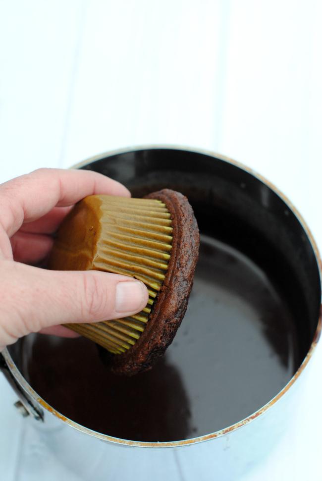 Dirt Cupcake Recipe