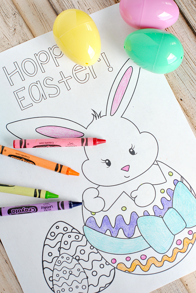EasterColoringPages