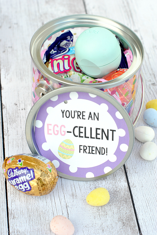 Egg cellent easter gift idea crazy little projects for Cute small gifts for friends