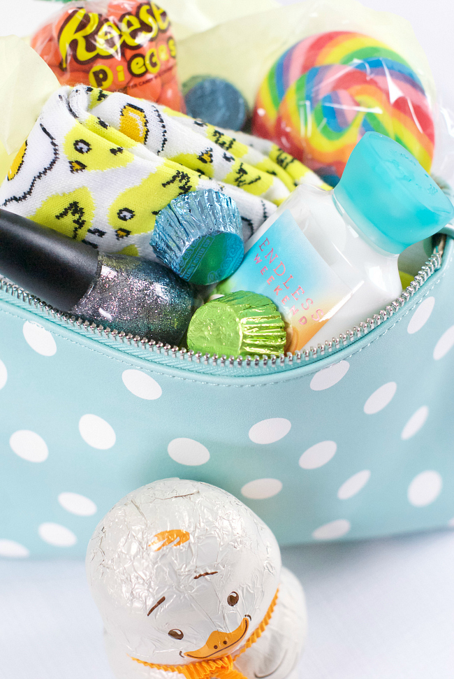 Easter Basket Idea for Teen Girls