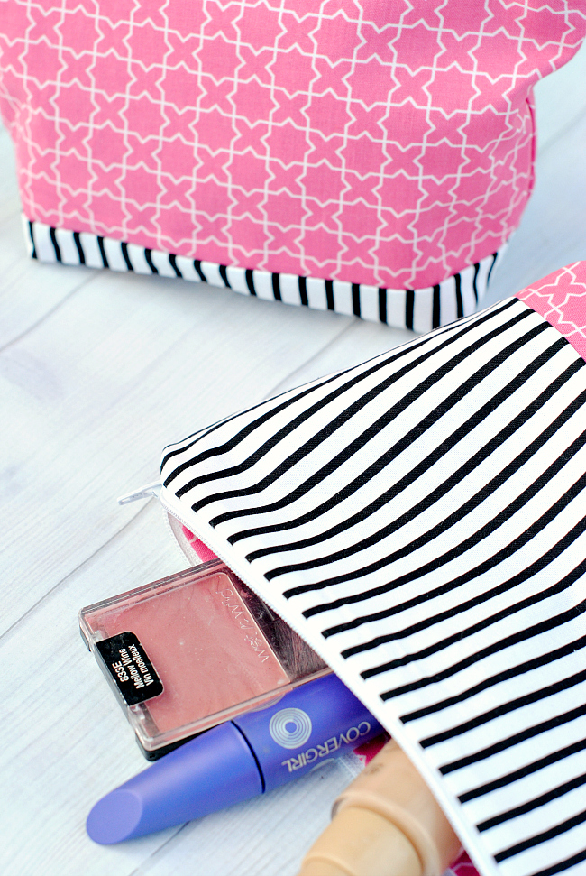 DIY Makeup Bag Pattern