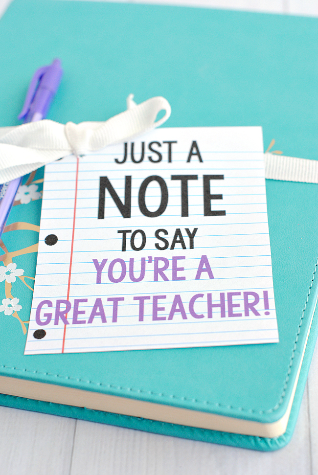 Cute Teacher Gift Ideas