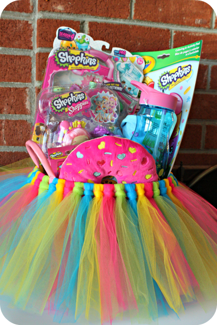25 great easter basket ideas crazy little projects shopkins easter basket 3 negle Images