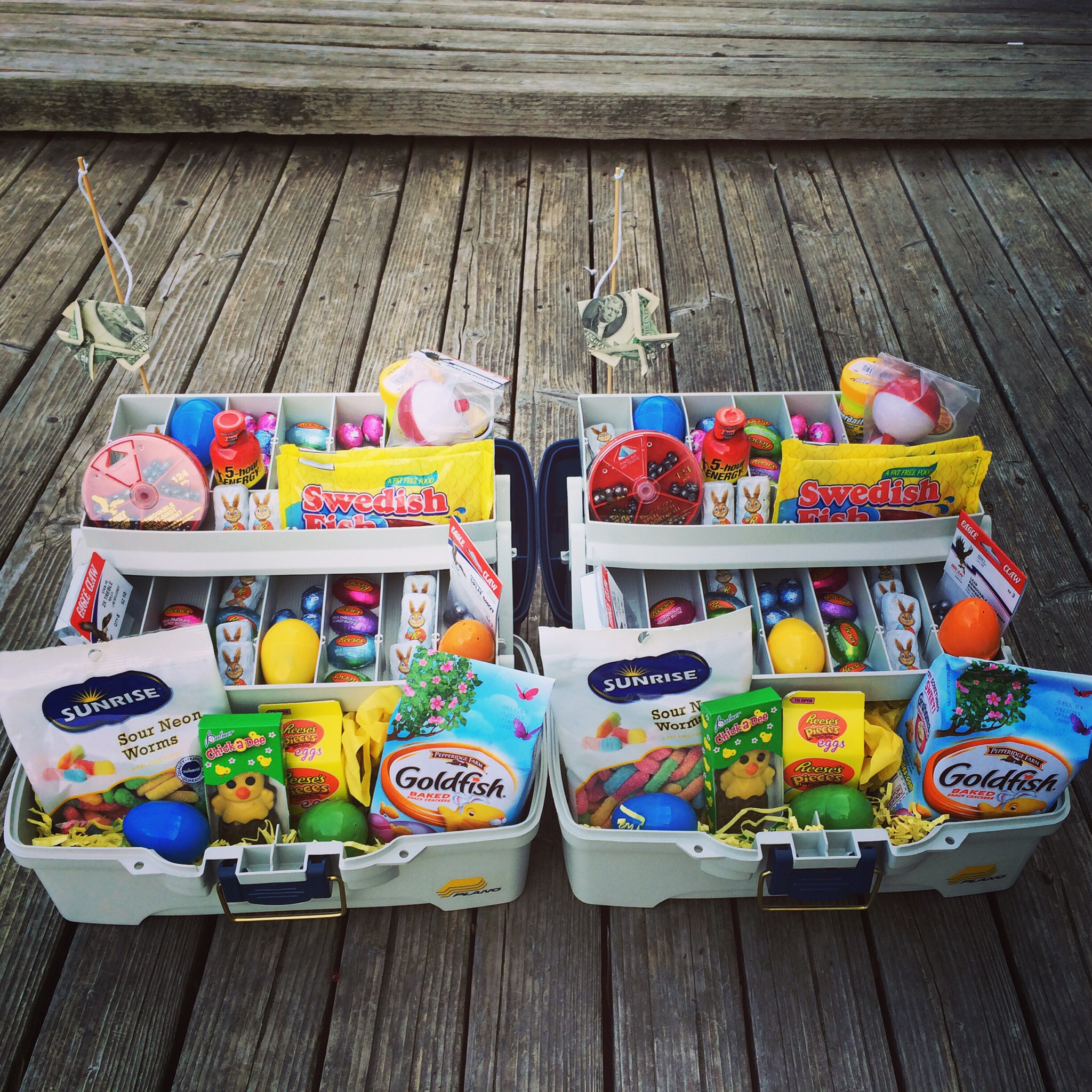 25 great easter basket ideas crazy little projects tacklebox negle