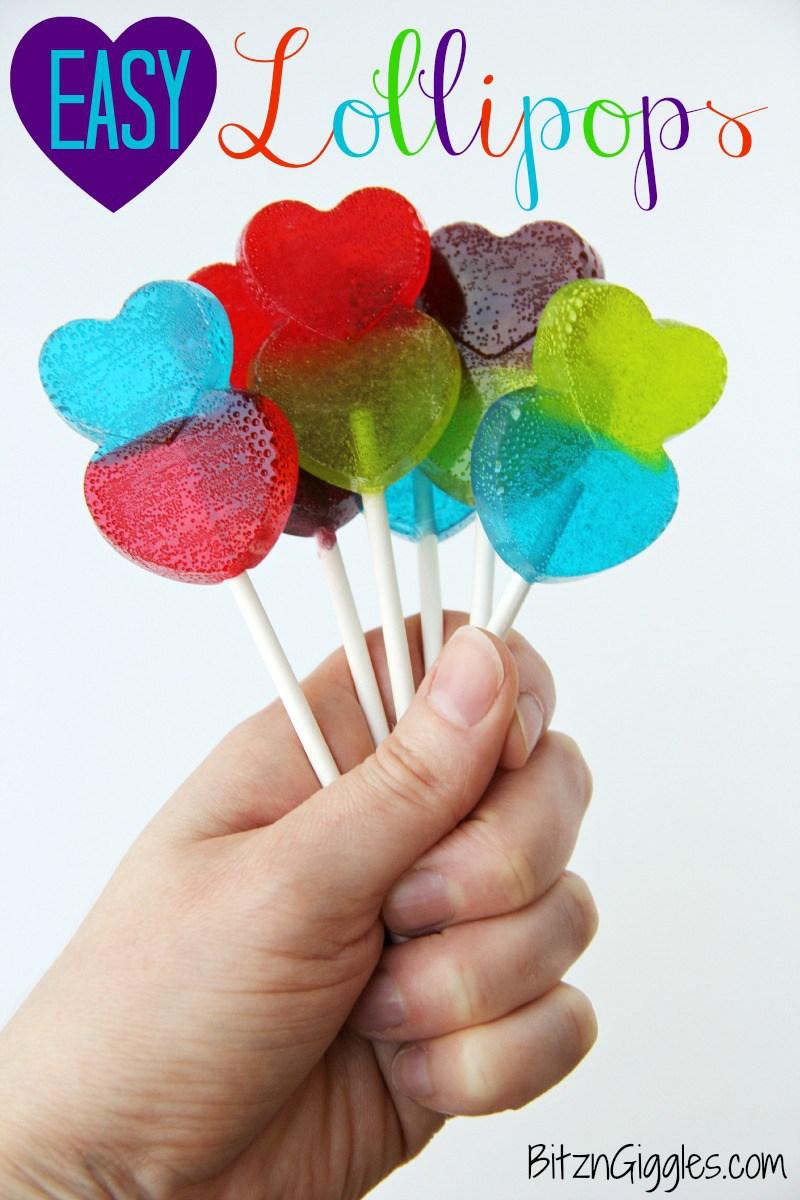 Easy-Lollipops