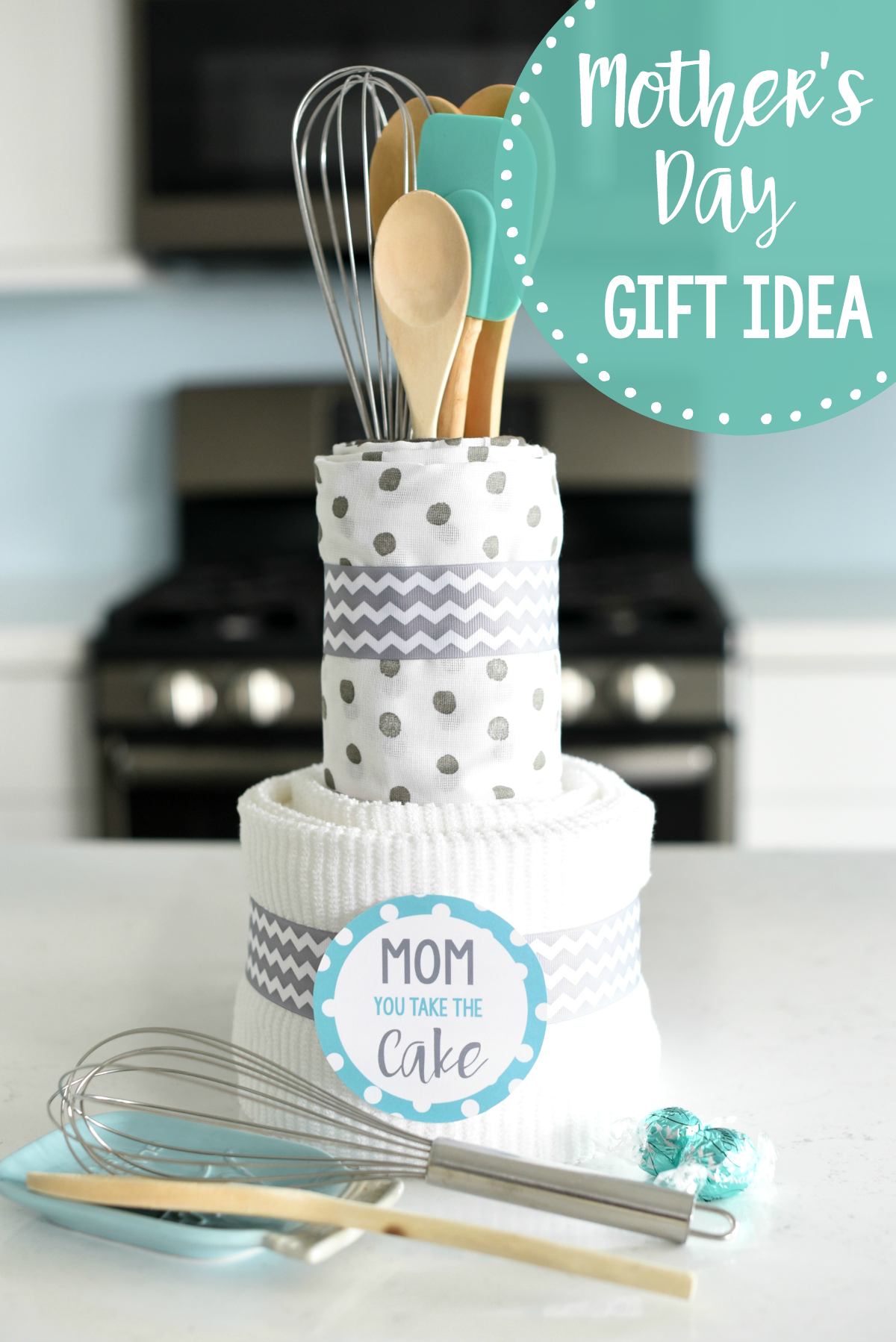 Homemade Mother's Day Gifts - Crazy Little Projects