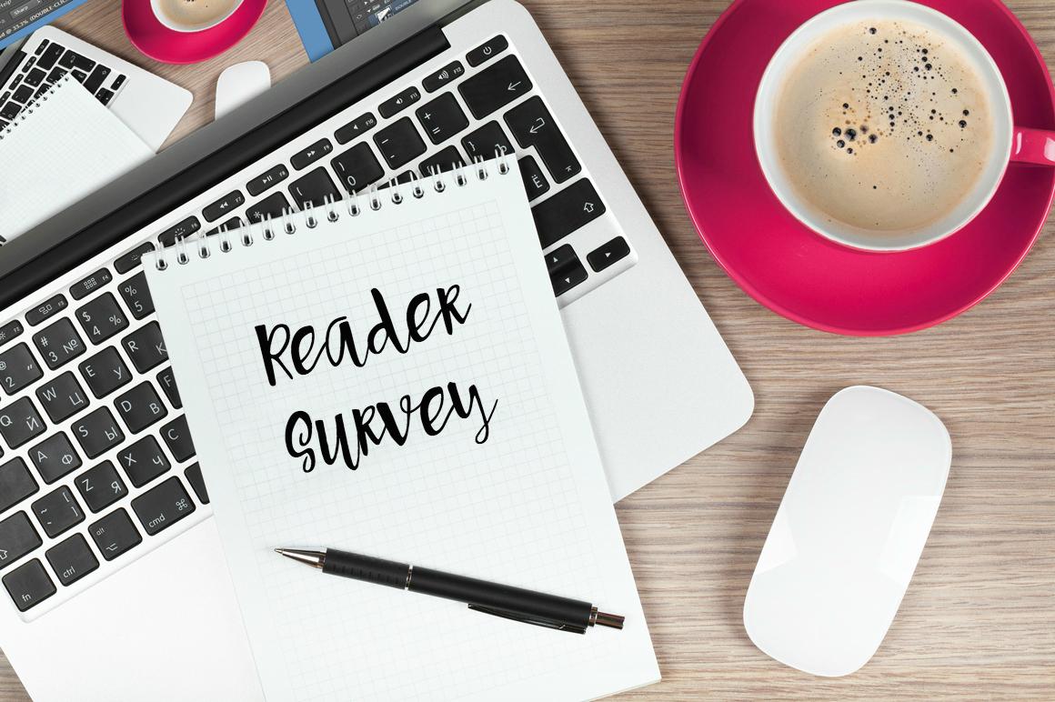 ReaderSurveyMockup
