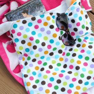 Summer Pool Bag Tutorial