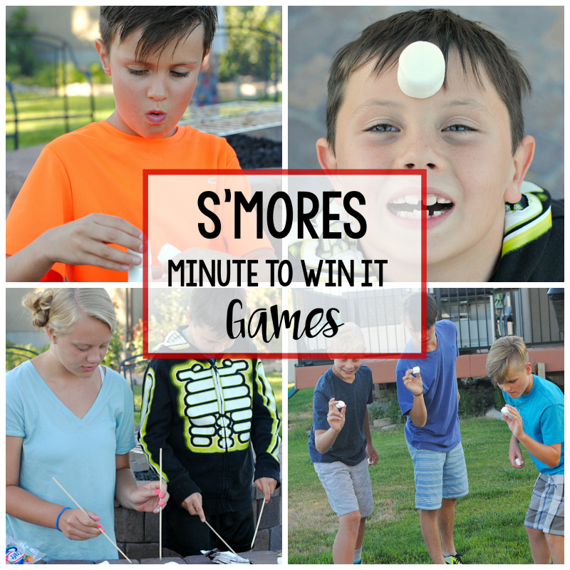 BBQ Party Games