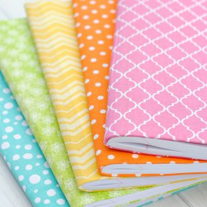 Cute & Easy DIY Notebook Cover