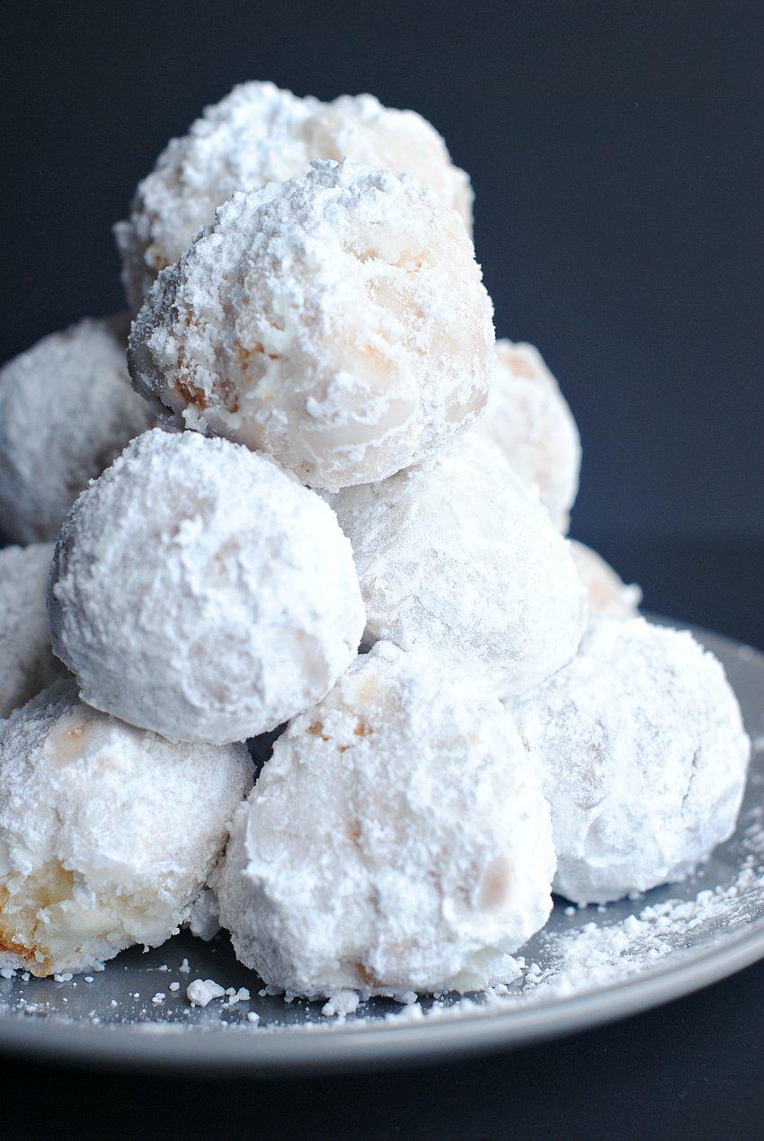 2 Ingredient Donut Holes