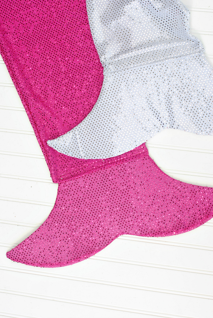 Free Mermaid Tail Pattern