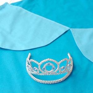 Cinderella Apron Pattern