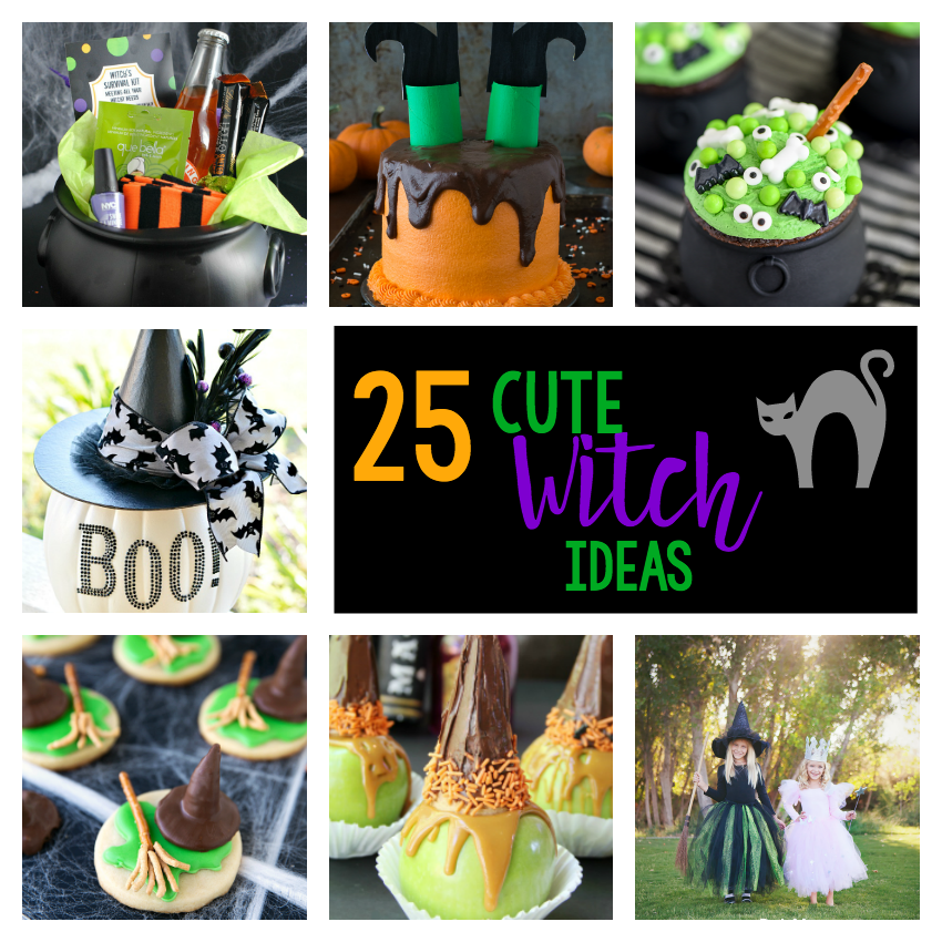 25 Cute Witch Ideas