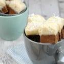 Chocolate & Coconut Fudge Recipe