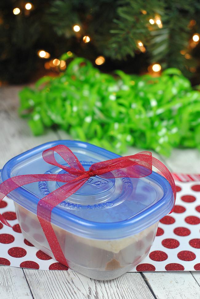 Fudge for Christmas