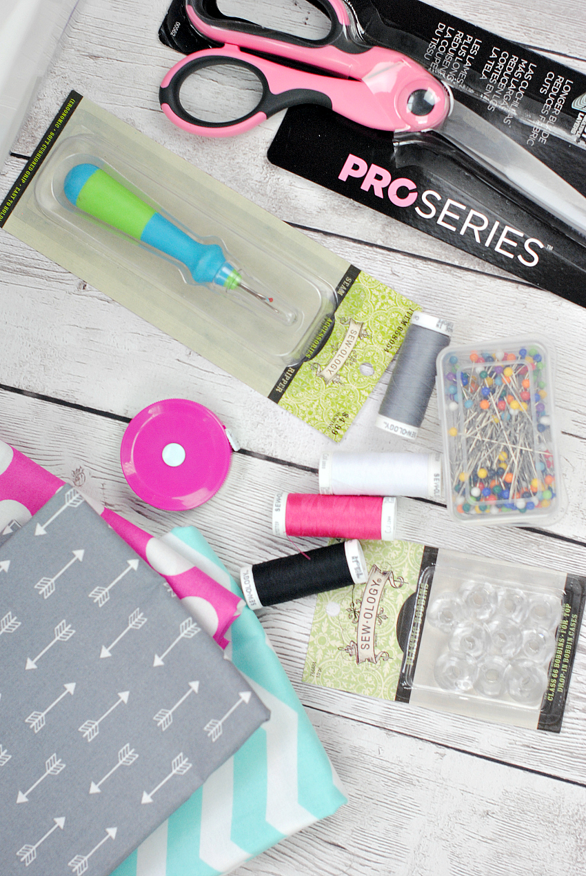 Inside Sewing Starter Kit