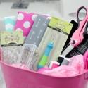 Sewing Starter Kit Gift Basket