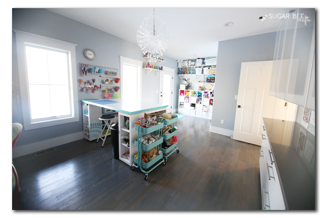 Storage For Craft Room: 15 Fun & Amazing Craft Room Ideas