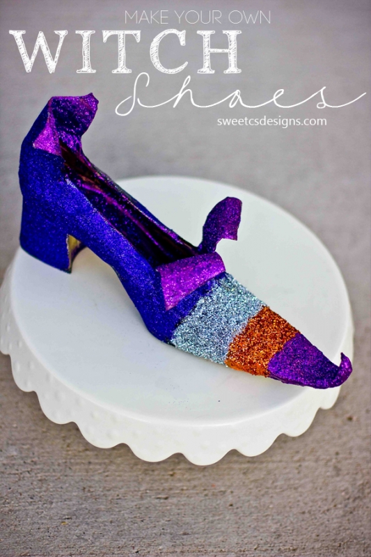 make-your-own-witch-shoes