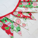 Christmas & Valentine's Reversible Banner Tutorial