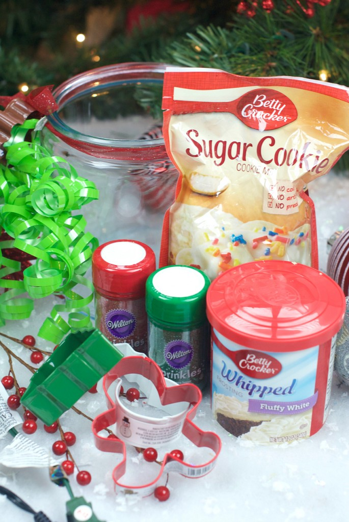 Cookie Christmas Gift Idea