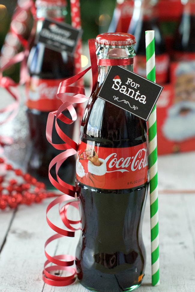 Coke for Santa
