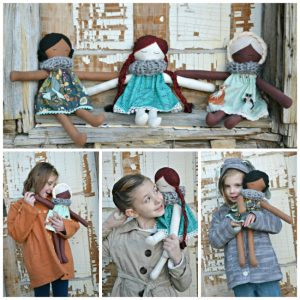 Free Rag Doll Patterns
