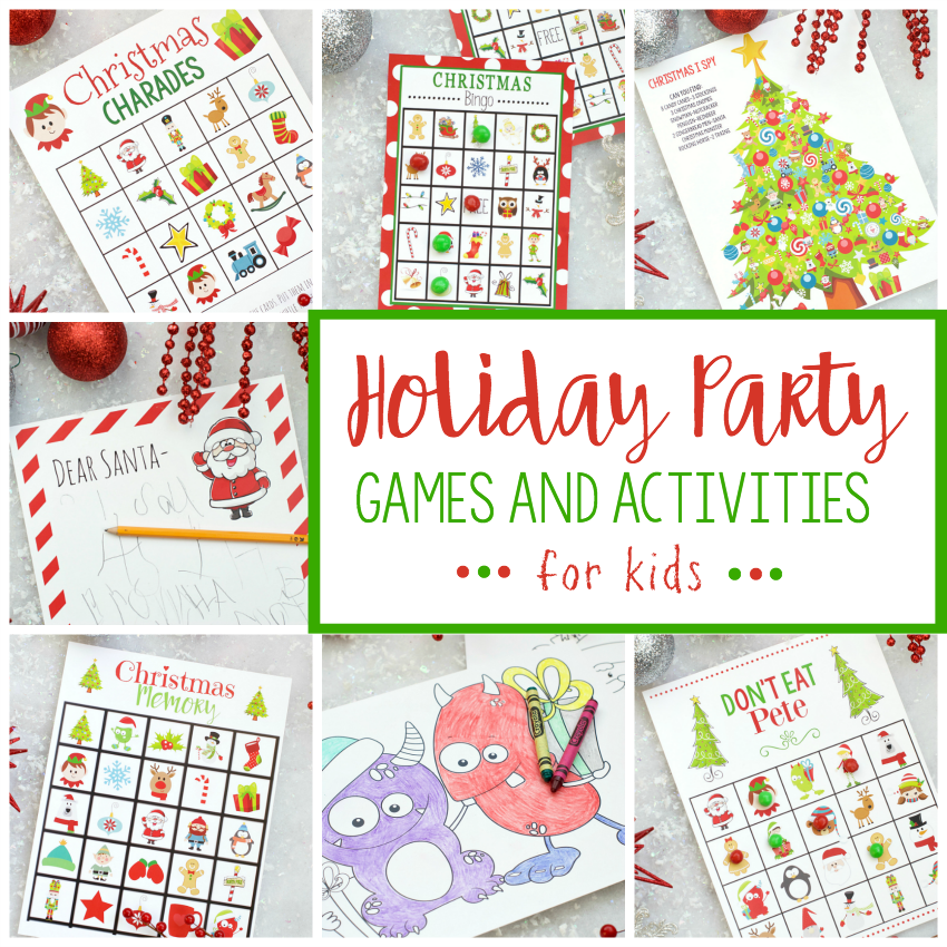 christmas games for kids free printable bingo squared 12860