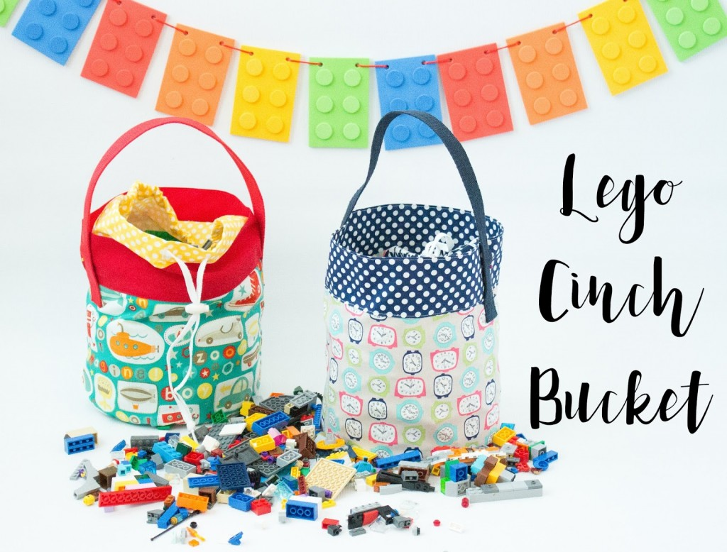 How to make a Lego Basket