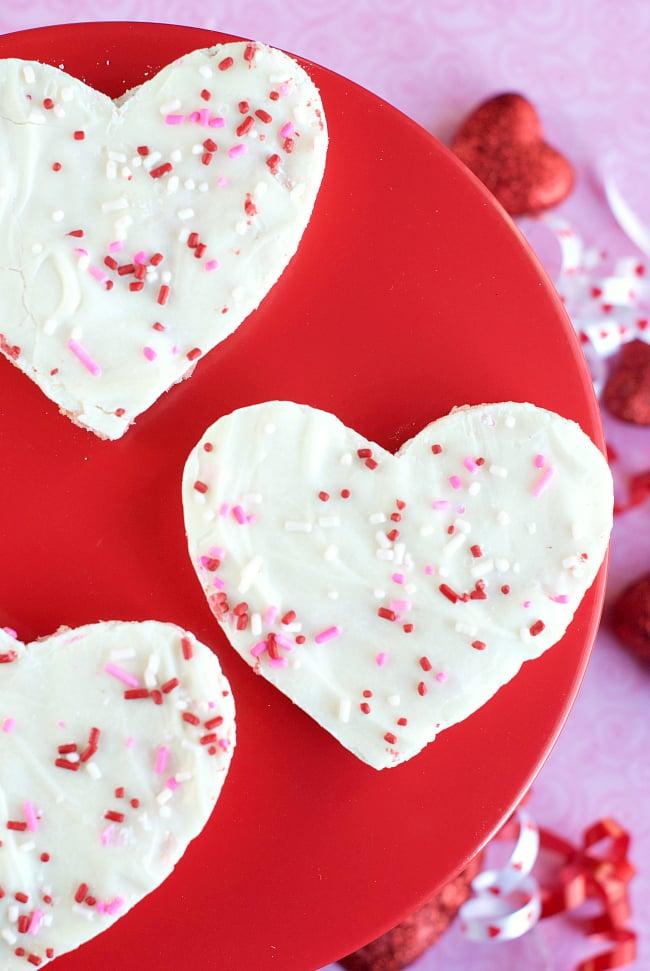 Valentine's Krispie Treats
