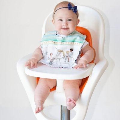 Baby Bib Pattern