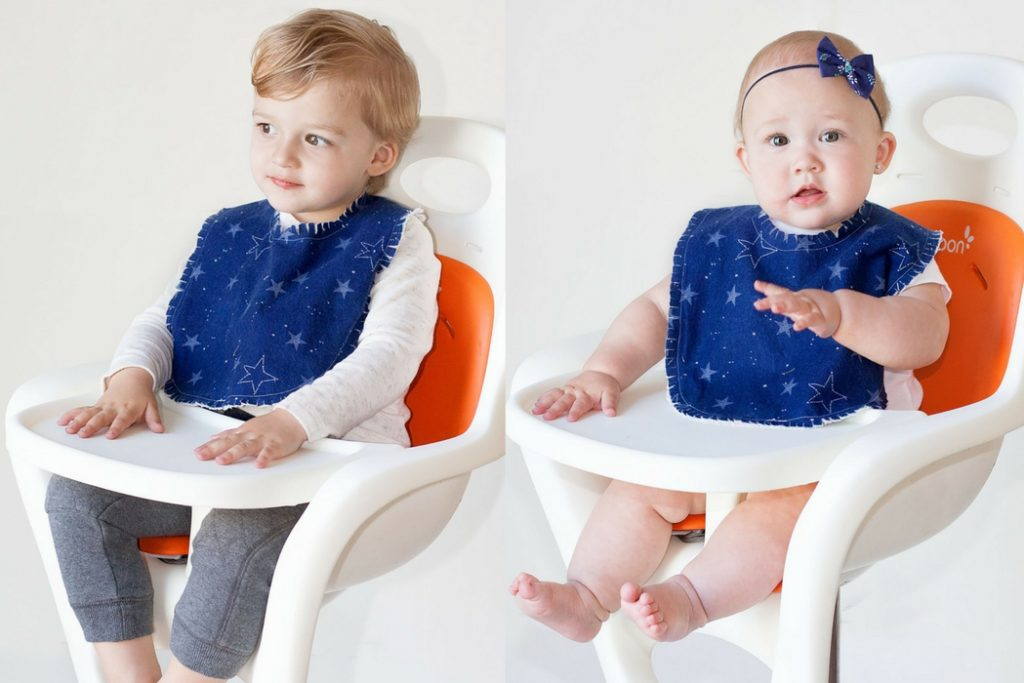 How to Make Baby Bibs